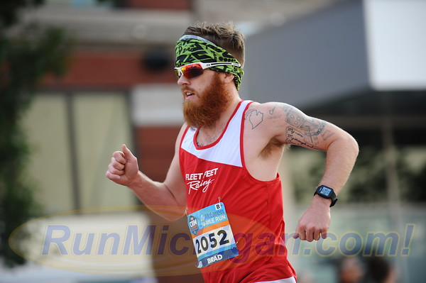10 Mile Finish Gallery 1 - 2017 HAP Crim Festival of Races