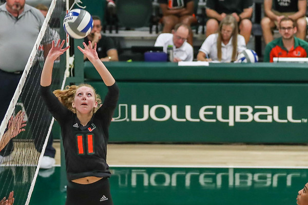 University of Miami vs. Virginia
