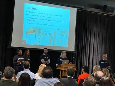 2.11.20 CCO Grade 10 College Night for Parents