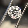 3.01ct Old European Cut Diamond GIA G SI1 15