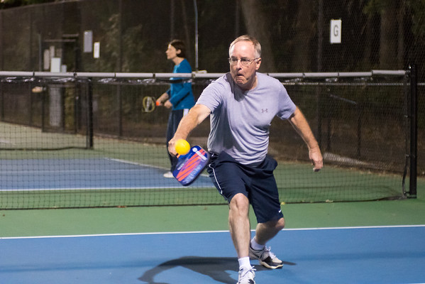 Pickleball at  Rockwood 10/14/2016