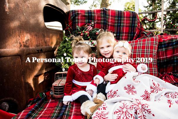 Shelley's family Christmas 2019