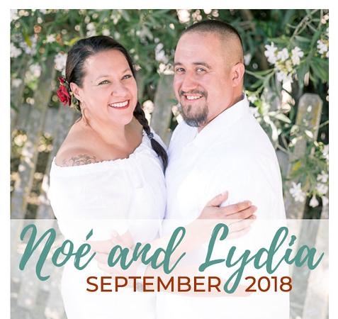 Noe and Lydia's Wedding