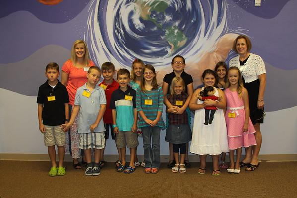 Children's Classes 2014