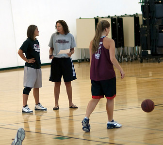 Summer Basketball League, June & July 2009 - University of Puget Sound. Photos and video.