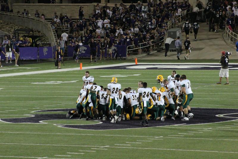 2013 Bison Football - Kansas State 730.JPG
