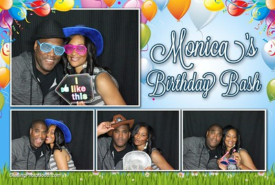 Monica's Birthday Bash