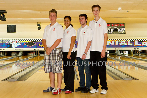 Boone Bowling 2011 Team Pictures