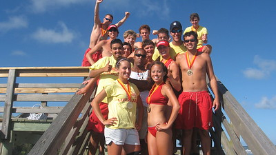 Lifeguards - First responder