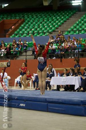 Centroamericanos de Gimnasia 2011