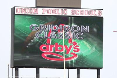 2015 Union JV - Gridiron