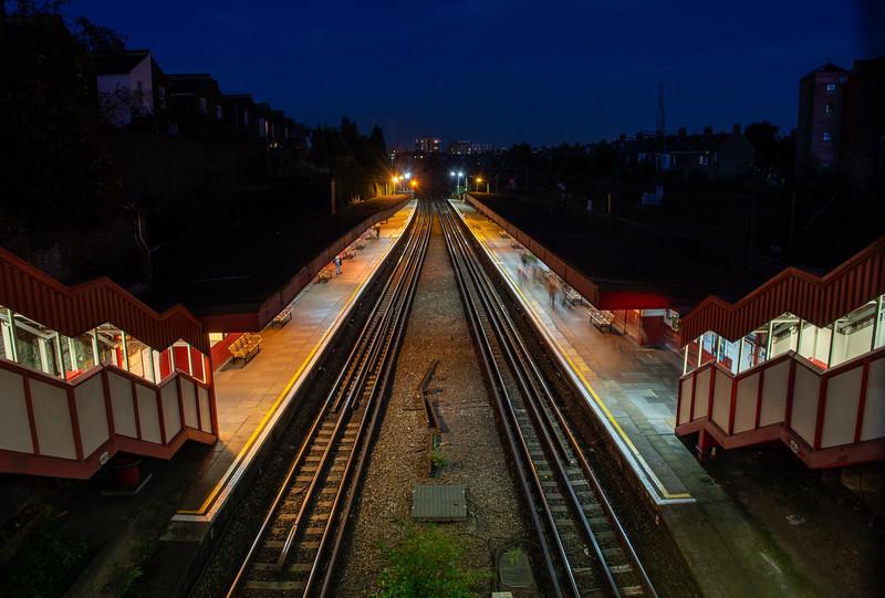 Kensal Green Station