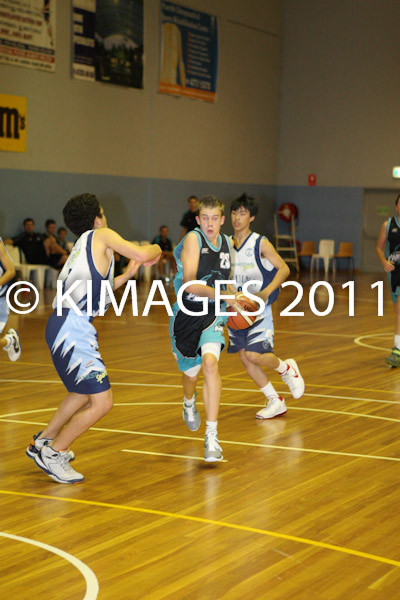 U/14 M1 Penrith Vs Bankstown 10-4-11