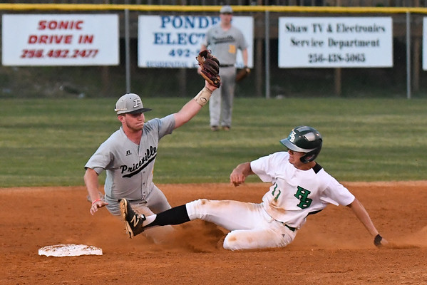 Hokes Bluff  v. Priceville, April 21, 2017 Game 2