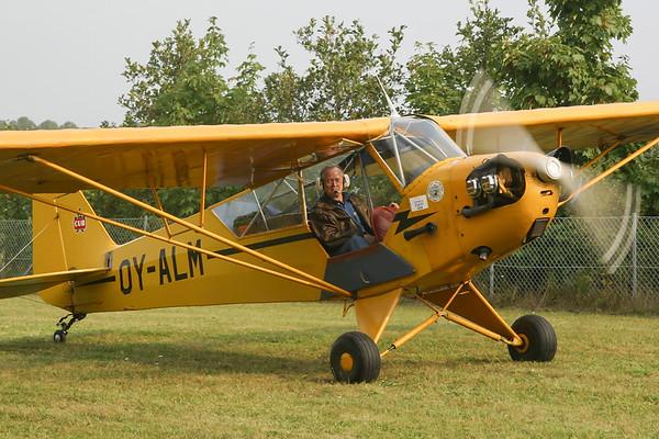 OY-ALM - Piper J3C-85 Cub (L-4A)