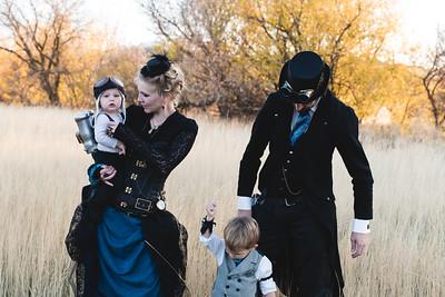Durr Family Halloween