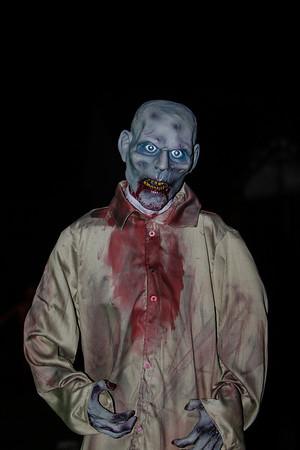 Jennie Gilroy - Halloween Haunt 2013