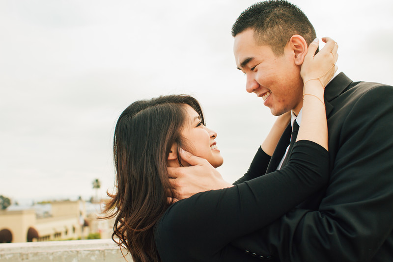 Danny and Rochelle Engagement Session in Downtown Santa Ana-4.jpg