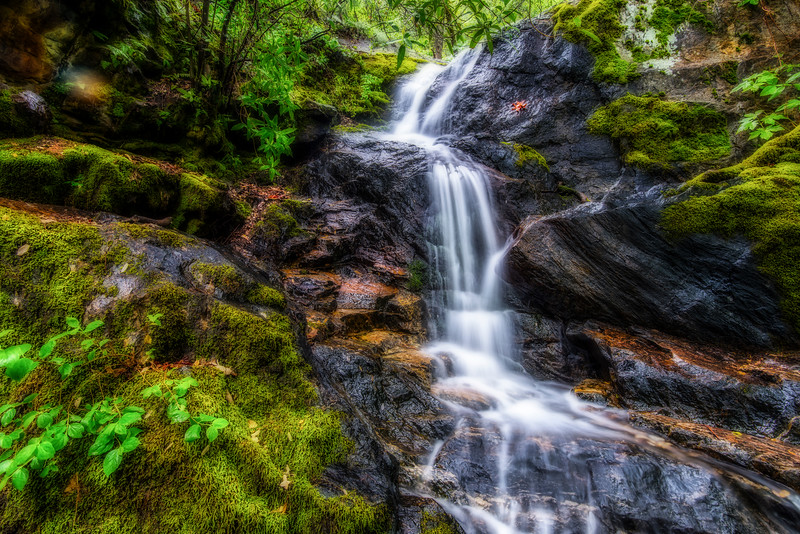 _LAX  HDR waterfall1915