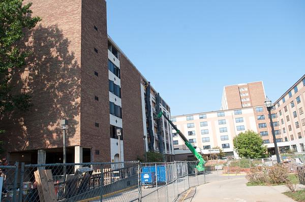 Erkison Hall Construction