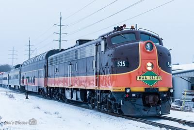 Wis & Southern - [d] - 2014 Polar Express
