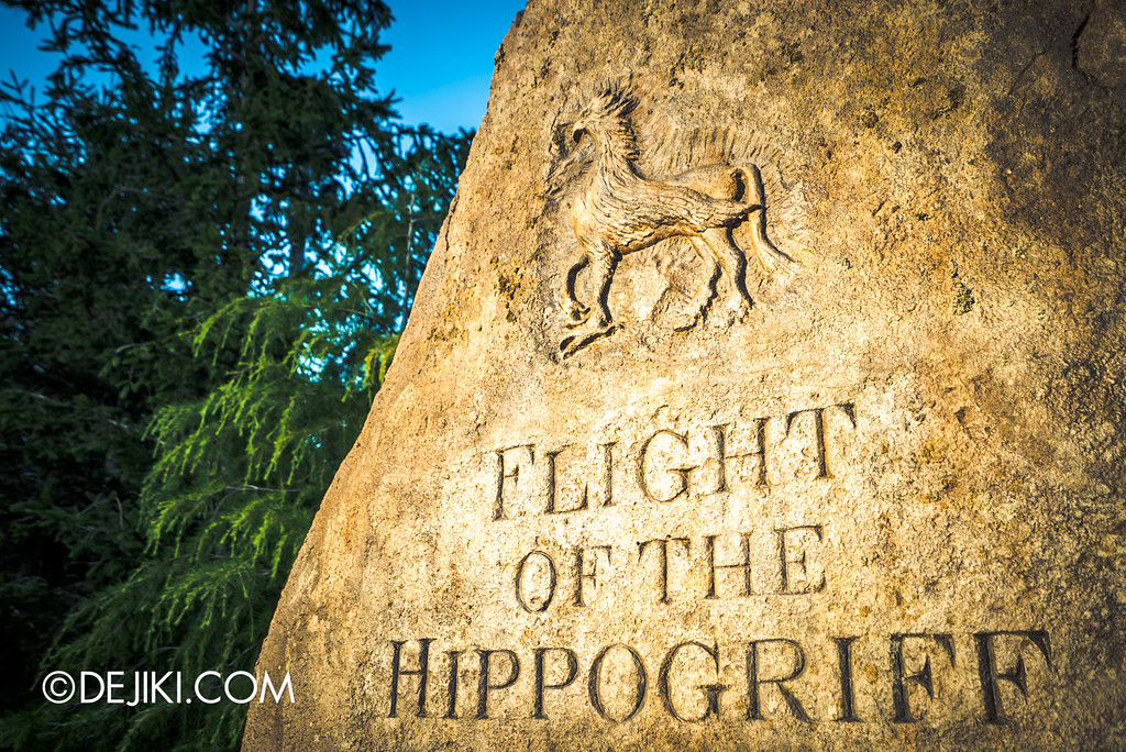 Universal Studios Japan - The Wizarding World of Harry Potter - Flight of the Hippogriff