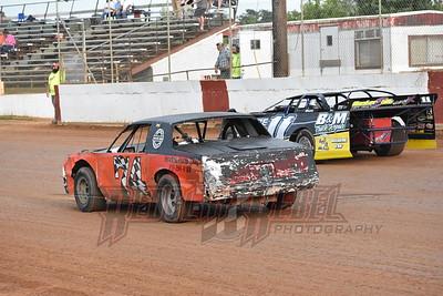 7-21-18 County Line Raceway