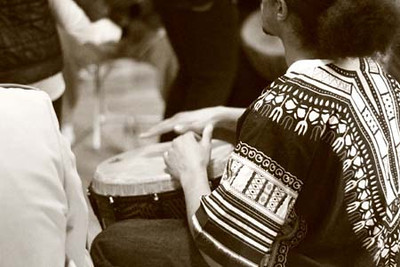 Kwanzaa Family Festival at the Crocker Art Museum in Sacramento on Monday, December 26, 2011