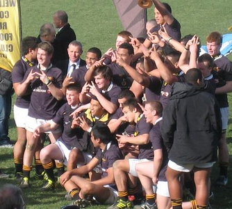 2011 College Rugby
