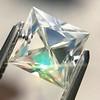 1.38ct French Cut Diamond GIA J VVS1 11