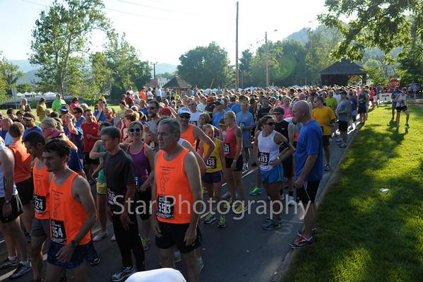 Covered Bridge 5K Race 6-22-2013