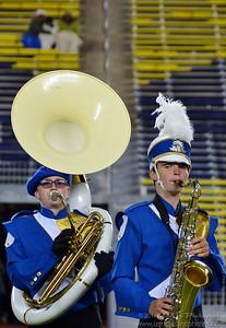 Lawton Blue Devil Marching Band - Lawton High School