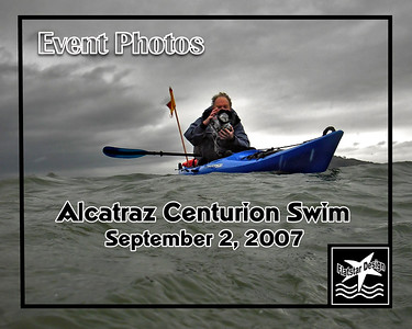 Alcatraz Centurion Swim 2007