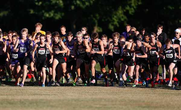 Lewis Cross Country