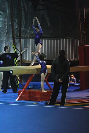 Beam - Session 2 : Falcon Gymnastics : Batch Edited Photos