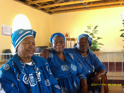 Botswana women CD2
