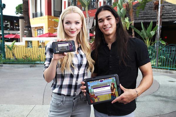 Disney Descendants Mobile Game