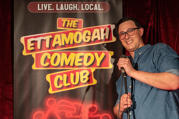 Ettamogah Comedy Club 2019