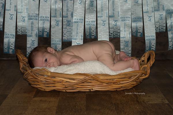 Dalton Reed's Newborn pics