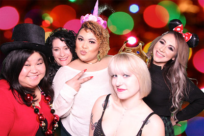 Paul Mitchell Holiday Party 2019