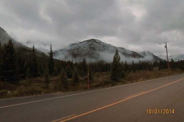 Yellowstone Trip - Fall 2014