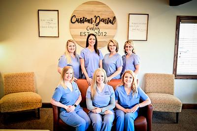 Custom Dental of Cushing