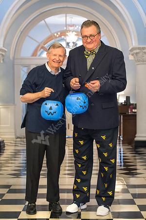 31451 E Gordon Gee Bob Huggins October/ November 2015 Halloween