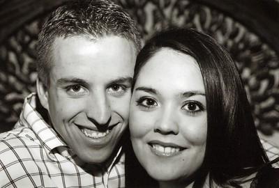 1-24-2004 Sara Gonzalez & Brett Wilson Engagement