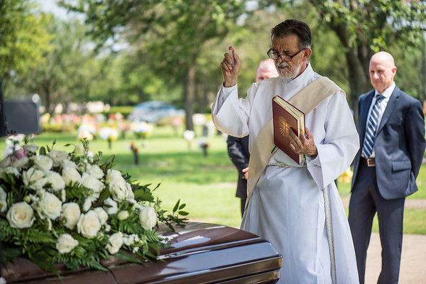 Burial | Rosalina Cabuhat
