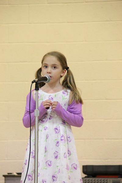 Talent Show, Tamaqua Elementary School, Tamaqua (5-29-2013)