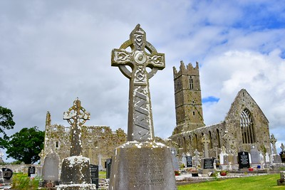 904 - Claregalway Franciscan Friary