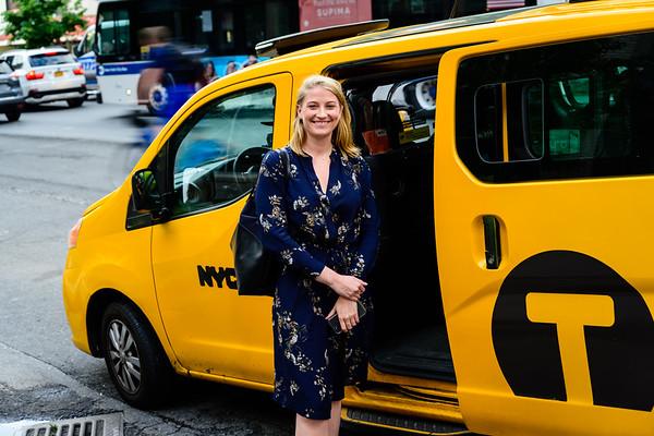 Sarah's NYU MBA Graduation