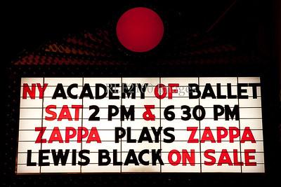 2009 Set B NYAB Bardavon Show