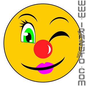 Émoji - smiley féminin